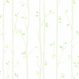 Elementto Wall papers Floral Design Home Wallpaper For Walls, white