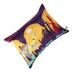 The Elephant Company Rajasthan Camel Modern Cushion Covers, multi