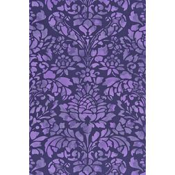 Elementto Wallpapers Floral Design Home Wallpaper For Walls -CASELIO_ 63735159, purple