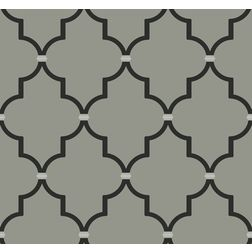 Elementto Wallpapers Geometric Design Home Wallpaper For Walls, dark grey