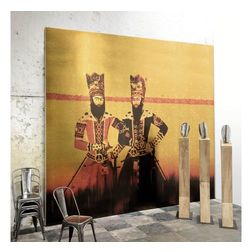 Elementto Mural Wallpapers Traditional Mural Design Wall Murals VP86401mural, yellow