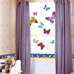 Children Wall Stickers TC Multicolour Butterflies DP08004