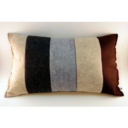 Stripe Cushion Cover MYC-66, pack of 1, multi
