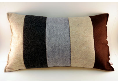 Stripe Cushion Cover MYC-66, pack of 1, multi