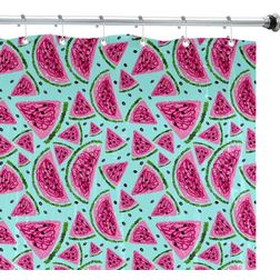 Shower Curtain, mint
