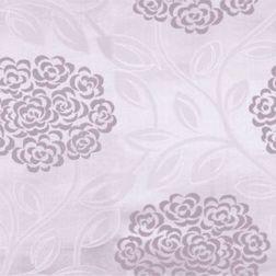 Jewel Floral Curtain Fabric - 12, purple, fabric