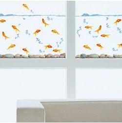 Wall Decals Home Decor Line Aquarium - 72351