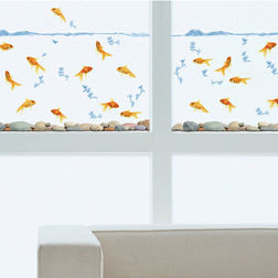 Wall Decals Home Decor Line Aquarium - 72351