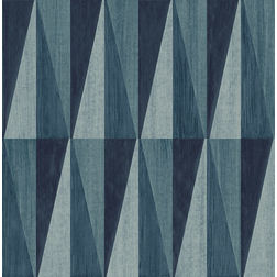 Elementto Wallpapers Abstract Design Home Wallpaper For Walls cr60507-1, dark blue