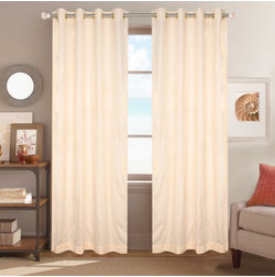 Dreamscape Poly Cotton Geometric, beige, door