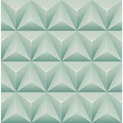 Elementto Geometric Design Modern 3D Wallpaper for Walls - td31000, grey