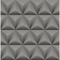 Elementto Geometric Design Modern 3D Wallpaper for Walls - td31000, green