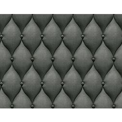 Elementto Geometric Design Modern 3D Wallpaper for Walls - td30000-3, black