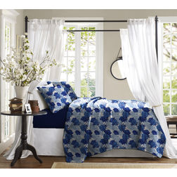 Bed in a bag BB7, double, royal blue