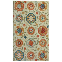 Floor Carpet and Rugs Hand Tufted, The Rug Concept Multi Carpets Online Tbilisi 6047-S, multi, 3ft x 5ft