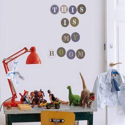Wall Sticker For Kids Decofun Kids Lab Maxi - W21110