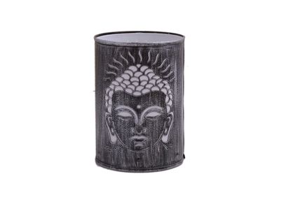 Aasra Decor Lord Budha Night Lamp Lighting Night Lamps, silver