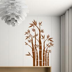 Wall Stickers Chipakk Mini Bamboos Brown