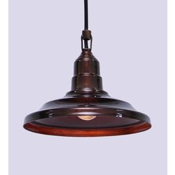 Aasra Decor Brown Cloche Pendant Lamp Lighting Ceiling, brown
