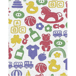 Floor Carpet and Rugs Hand Tufted, AC Concept Kids Multi Carpets Online - KD-44-L, 3ftx5ft, multi