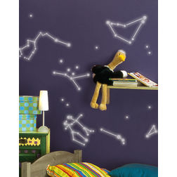 Wall Stickers For Kids Home Decor Line Zodiac - 78223