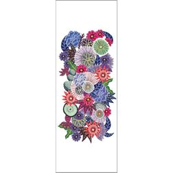 Elementto Mural Wallpapers Floral Mural Design Wall Murals 27475626_ 1473176453_ 1110mural, multcolor