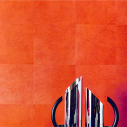 Elementto Wall papers Textured Design Home Wallpaper For Walls, orange