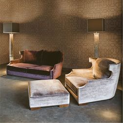 Elementto Wallpapers Geometric Design Home Wallpapers For Walls, silver
