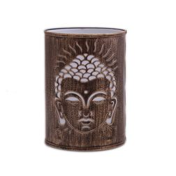 Aasra Decor Lord Budha Night Lamp Lighting Night Lamps, gold