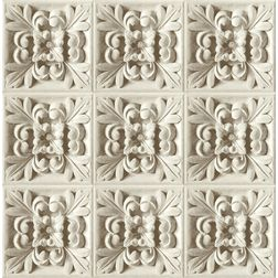 Elementto Traditional Floral Design Modern 3D Wallpaper for Walls - td31600, yellow