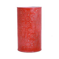 Aasra Decor Circles Lamp Lighting Table Lamp, orange