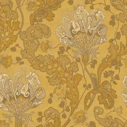 Elementto Wallpapers Floral Design Home Wallpaper For Walls, yellow