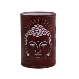 Aasra Decor Lord Budha Night Lamp Lighting Night Lamps, brown