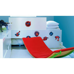 Wall Sticker For Kids Decofun Spiderman 24 Mini foam Elements - 23869