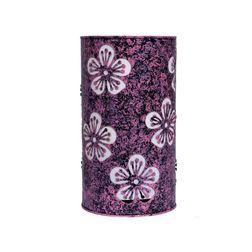 Aasra Decor Pink Flower Lamp Lighting Table Lamp, pink