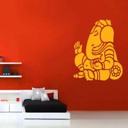 KakshyaaChitra Ganesha Wall Stickers