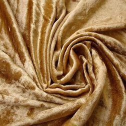 Shiva Solid Curtain Fabric - SJ714, gold, fabric