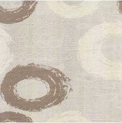 Passion Geometric Curtain Fabric - 10, sample, grey