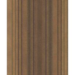 Elementto Wallpapers Stripe Design Home Wallpaper For Walls, dark brown