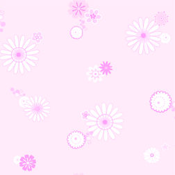 Elementto Wall papers Floral Design Home Wallpaper For Walls, pink
