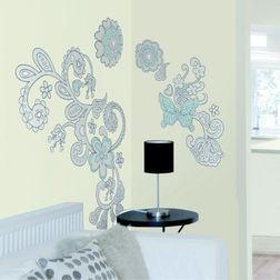 Wall Stickers For Kids Home Decor Line Butterflies - 57387