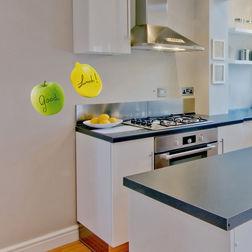 Wall Stickers Home Decor Line Fruit Script - 54406