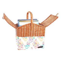 Picnic Basket, ST 86, picnic basket