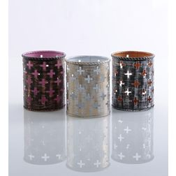 Aasra Decor Plus Candle Votive DecorVotives, multicolour