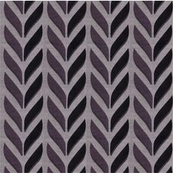 Shashank Geometric Curtain Fabric - 26, purple, sample
