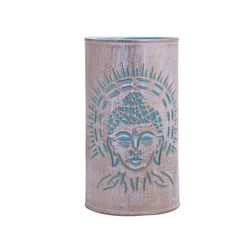 Aasra Decor Holy Budha Lamp Lighting Table Lamp, multicolor