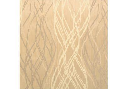 Zoya Geometric Readymade Curtain - WI703, door, beige