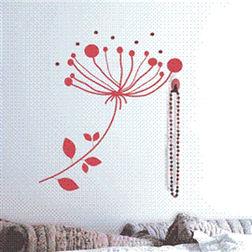 Wall Stickers Feel At Home Festival Fuchsia - 85201