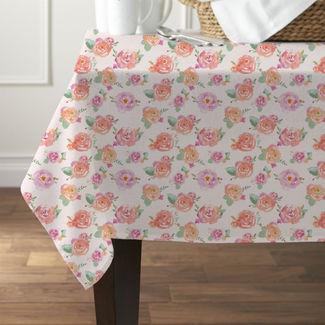 Cotton Table Cover TC 7, multi