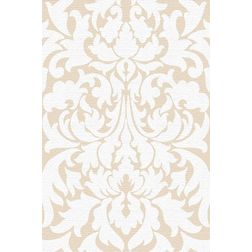 Floor Carpet and Rugs Hand Tufted, AC Concept Floral Gery Carpets Online - ACR (9) -L, gery, 3ftx5ft